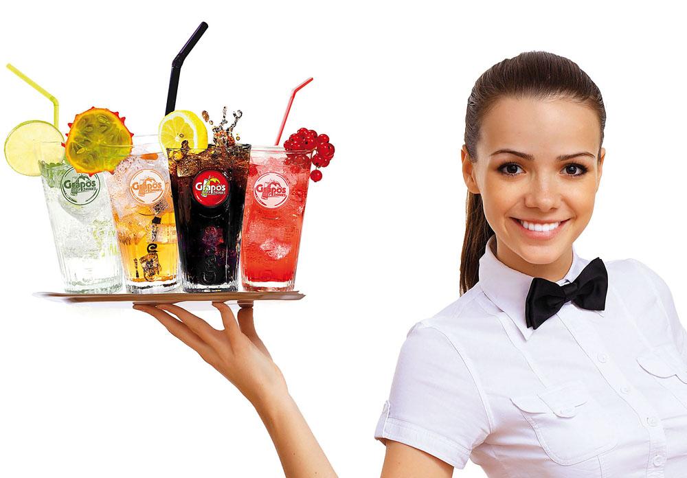 Alacsony vendéglátóipari költségek - Grapos