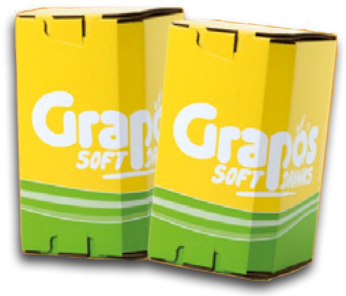 Grapos - üdítõ sûrítmény - bag-in-box